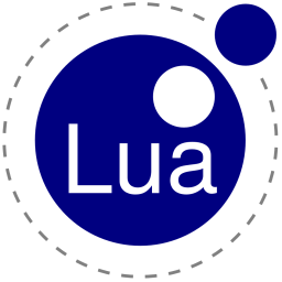 Lua language logo