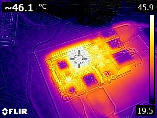 ASUS_Tinker Board - Thermal imaging
