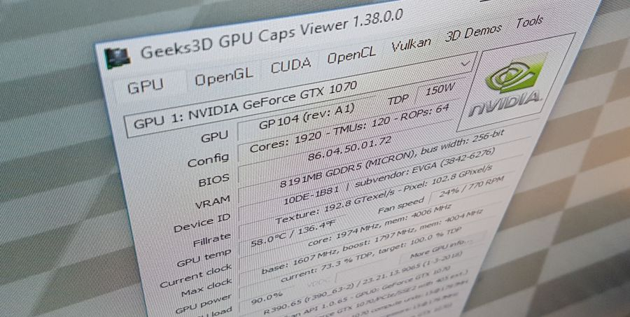 GPU Caps Viewer 1.38.x