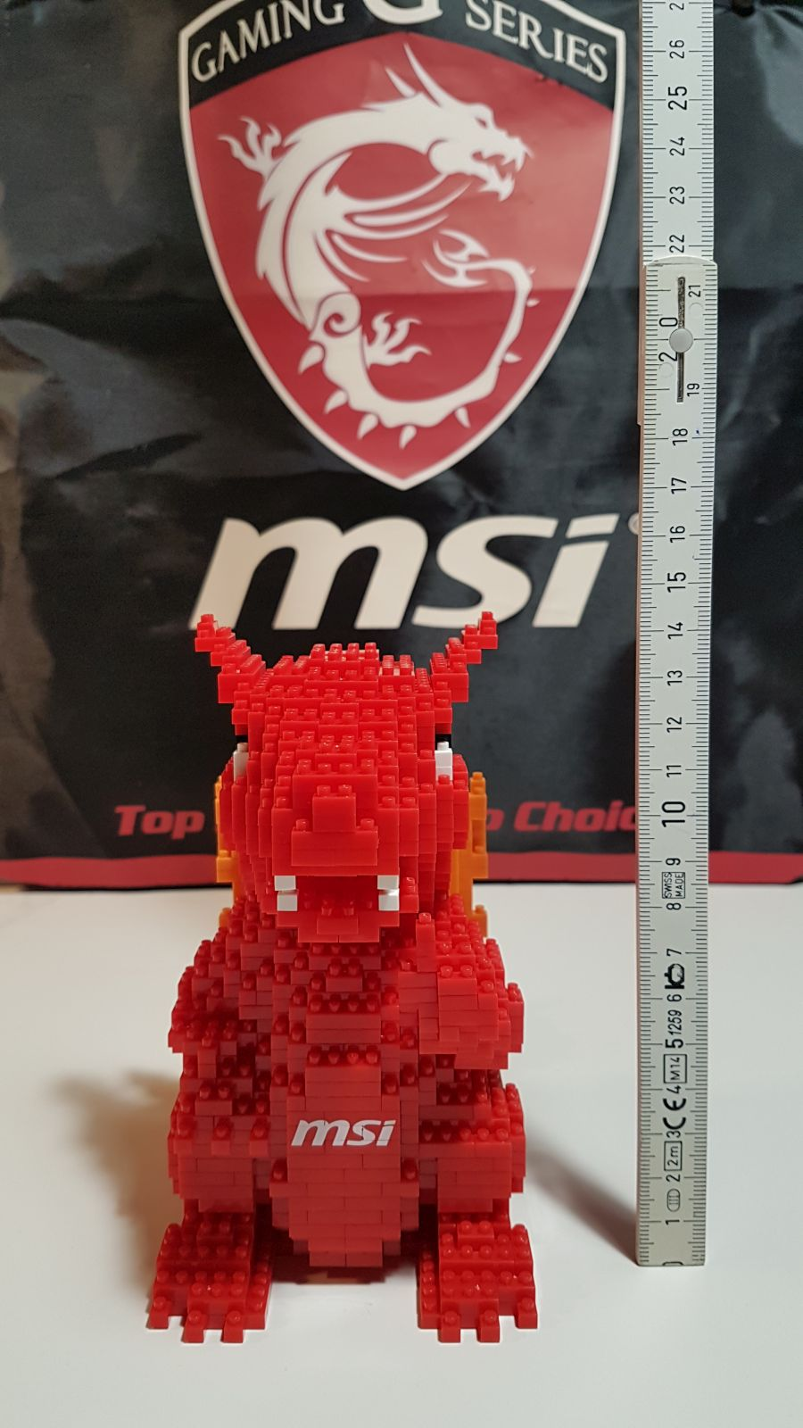 MSI Lucky Dragon - Mini Bricks