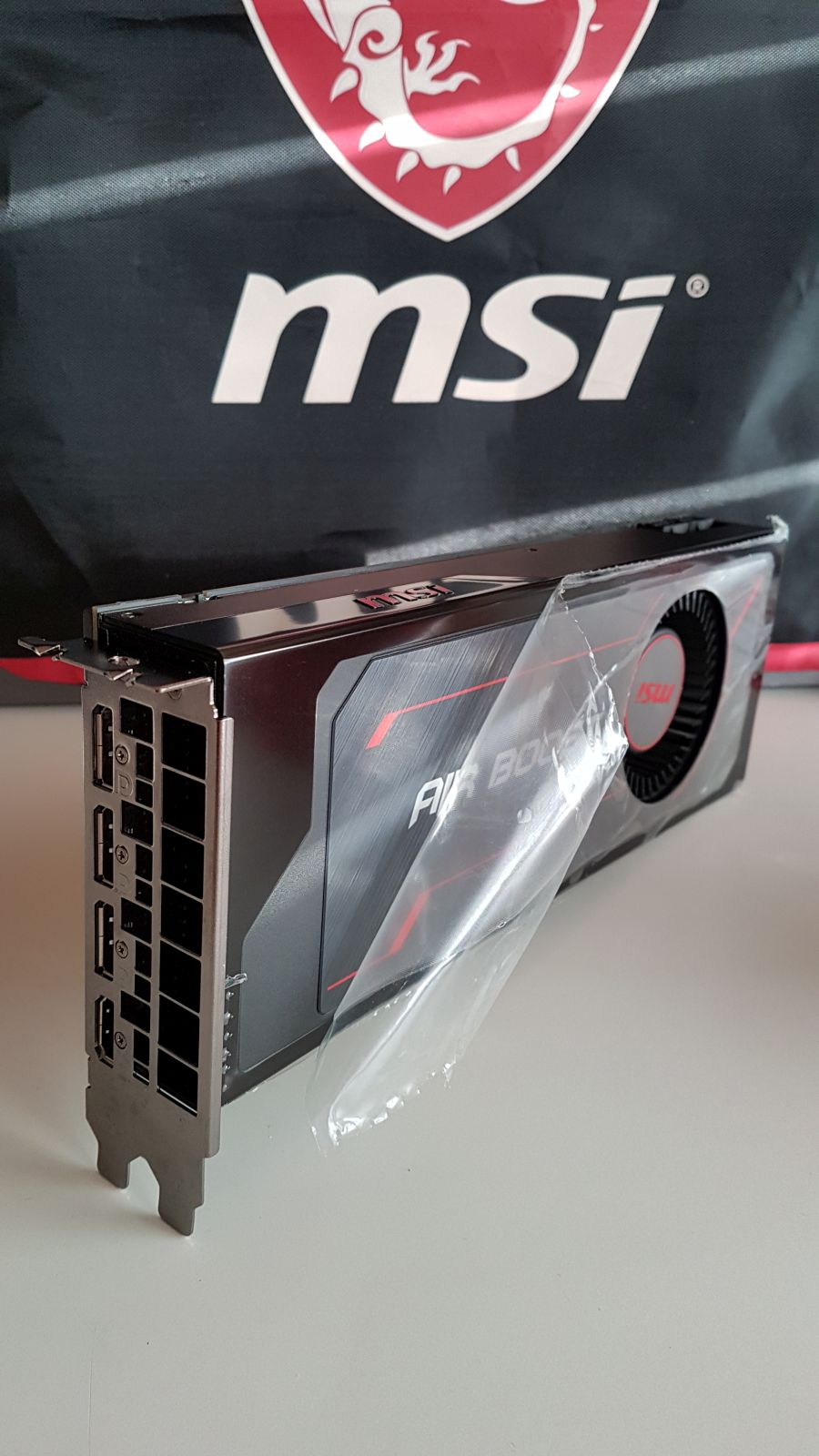 MSI Radeon RX Vega 56 AIR BOOST 8GB OC