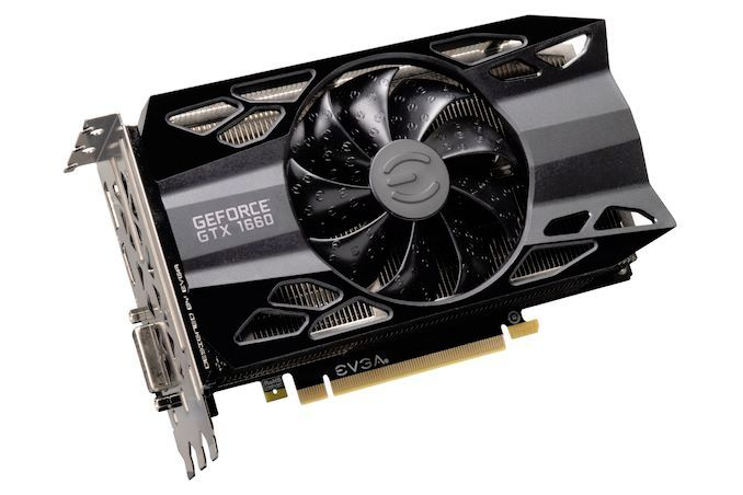 EVGA GeForce GTX 1660 6GB