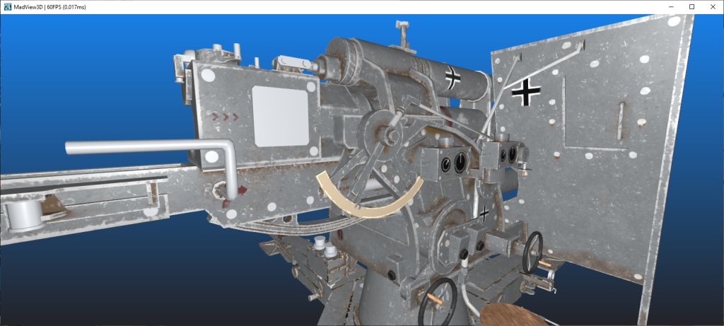 MadView3D 3D Model Viewer