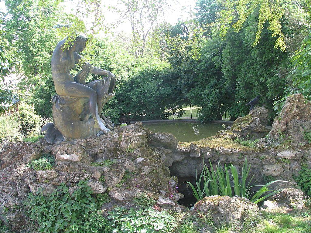 Jardin des plantes paris panam for Jardin de plante