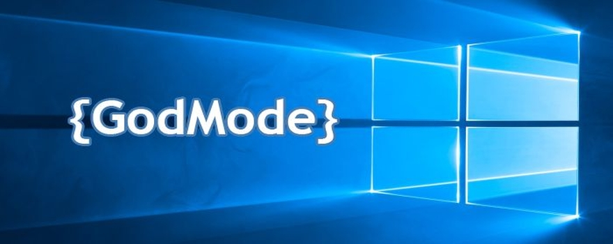 How to Enable GodMode in Windows 10