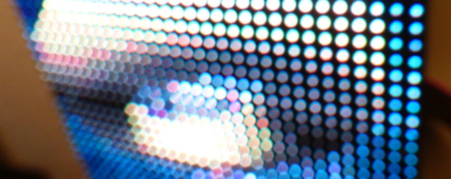 Rendering Real Time 3D Graphics on a RGB LED Matrix Panel