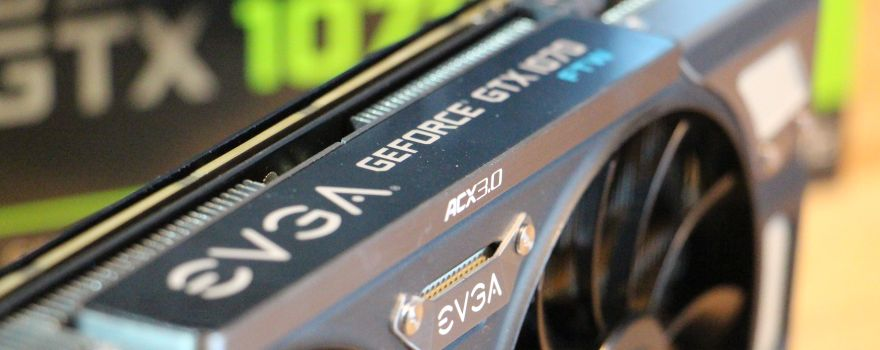 Burn-in Test) EVGA GeForce GTX 1070 FTW with new VBIOS and