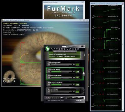 Full FurMark screenshot