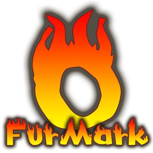 FurMark徽標-GPU壓力測試