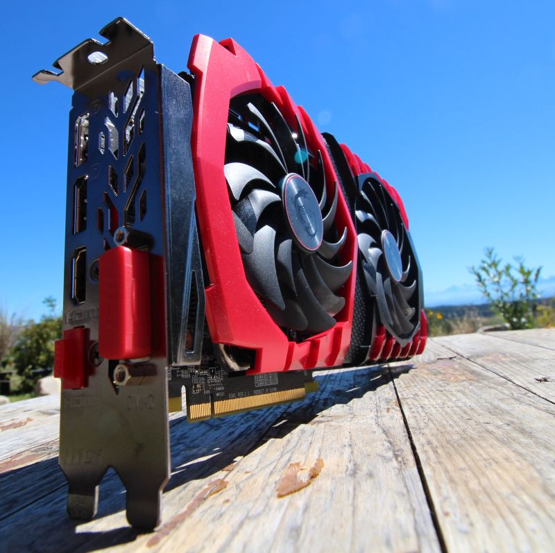 MSI Radeon RX 470 Gaming X 8GB GDDR5 Review