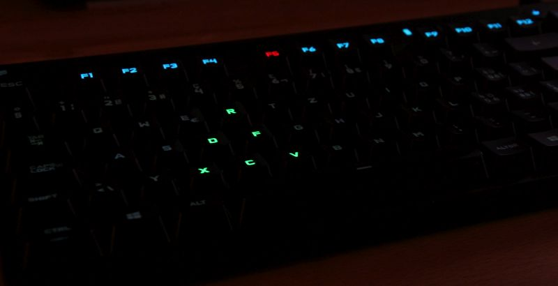 Logitech RGB LED Illumination Functions | HackLAB