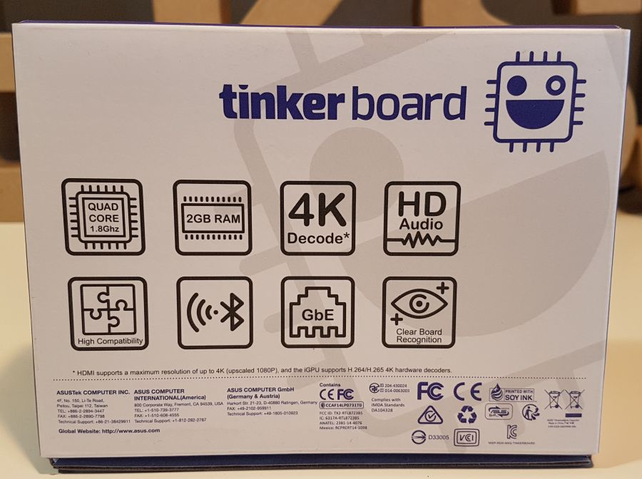 ASUS_Tinker Board