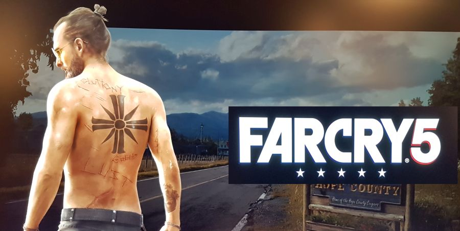 Far Cry 5 benchmark