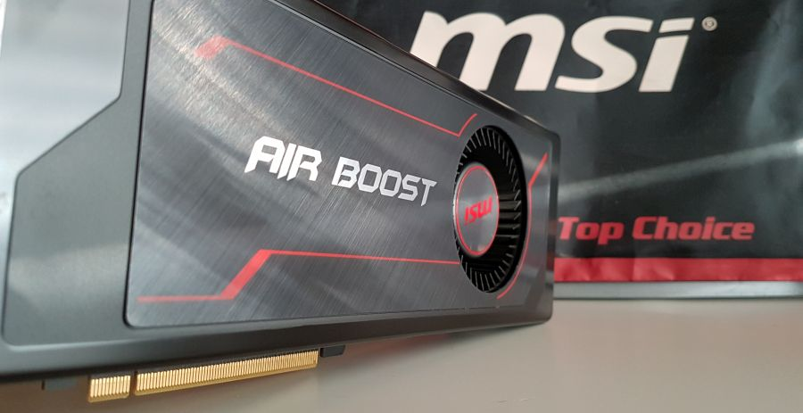 MSI Radeon RX Vega 56 AIR BOOST 8GB OC Review | Geeks3D