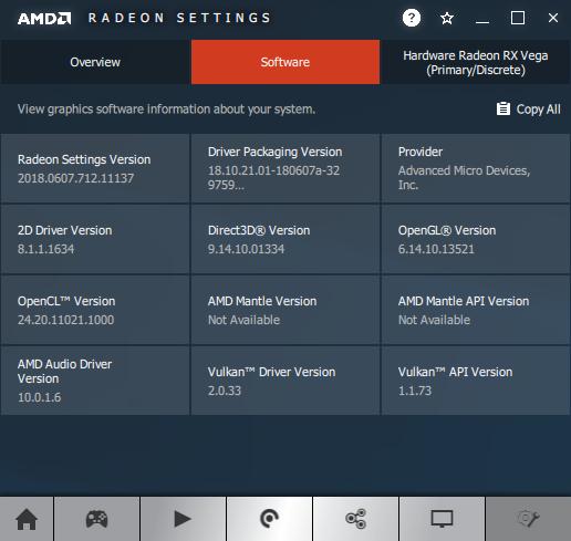 AMD Adrenalin 18 6 1 Graphics Drivers released, Vulkan