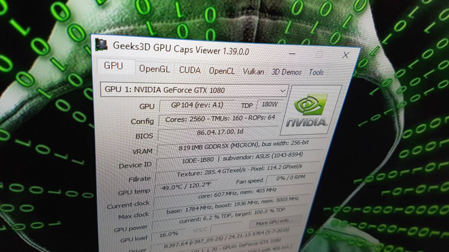 GPU Caps Viewer 1.39.x