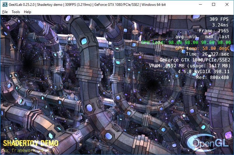 Shadertoy to GeeXLab) Dual 3D Truchet Tiles | HackLAB