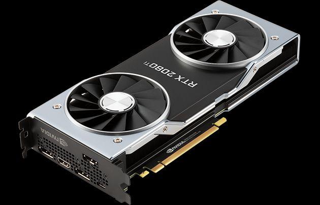 NVIDIA Announces GeForce RTX 20 Series (RTX 2080 Ti, RTX