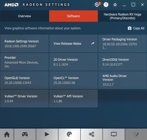 AMD Adrenalin 2019 Edition v18 2 2 Released (Auto Overclocking