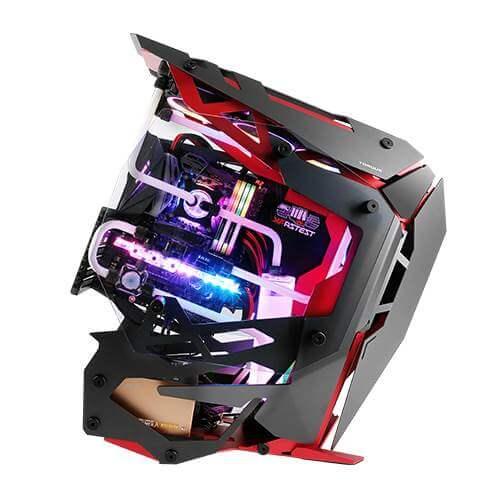 torque antec s new open air pc case