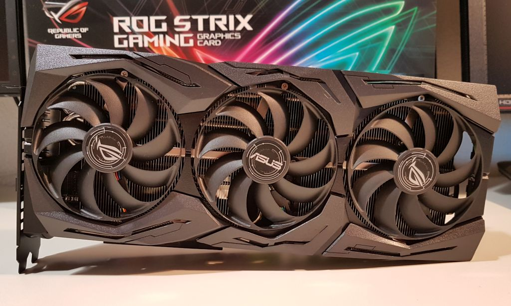ASUS ROG Strix GeForce RTX 2080 OC Edition 8GB GDDR6 Review | Geeks3D