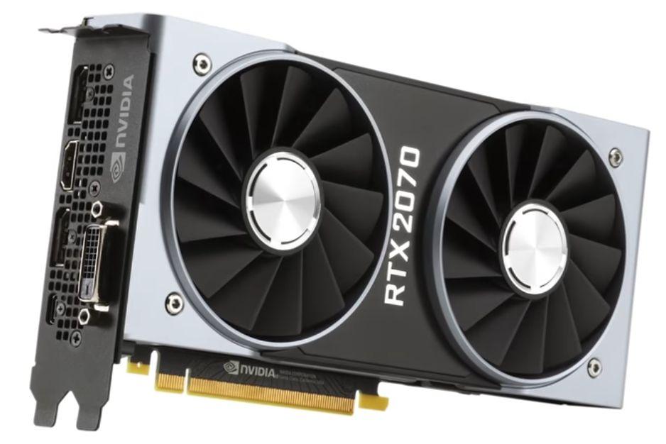 NVIDIA GeForce RTX 2070 (Turing TU106)