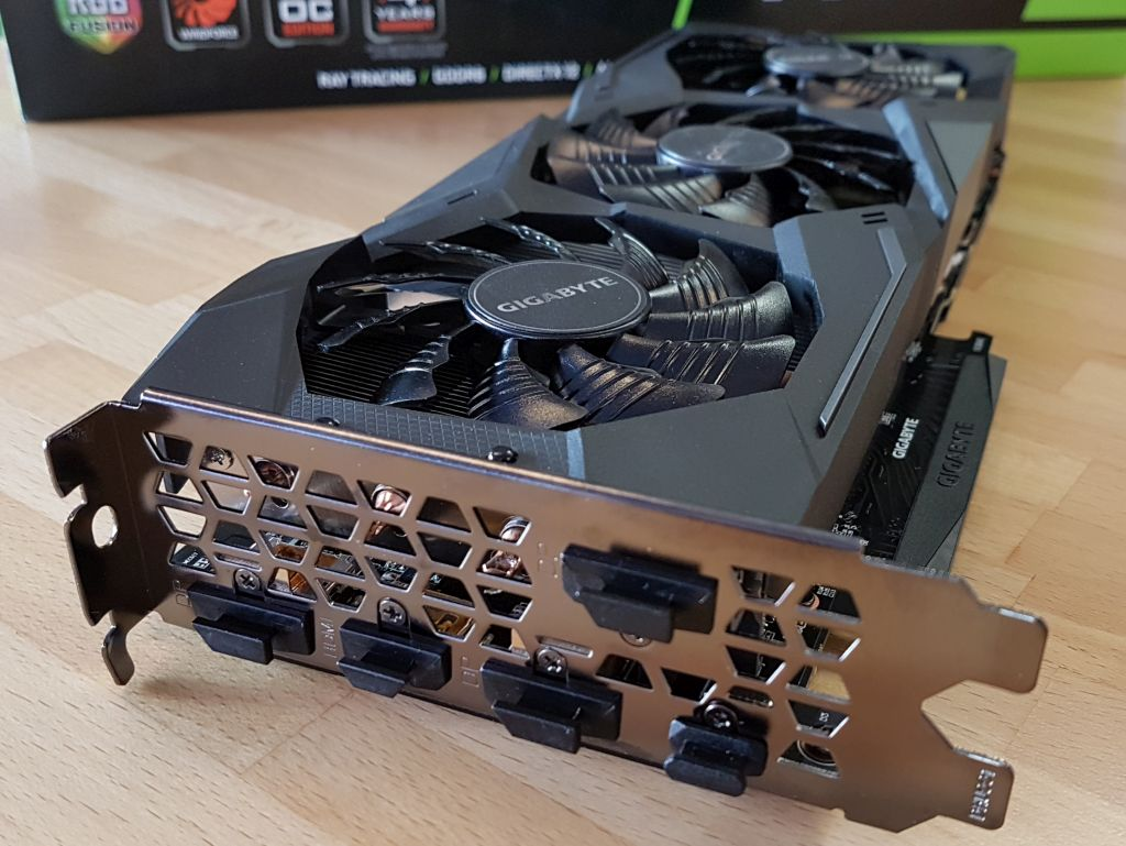 Unboxing) GIGABYTE GeForce RTX 2070 Gaming OC 8GB GDDR6
