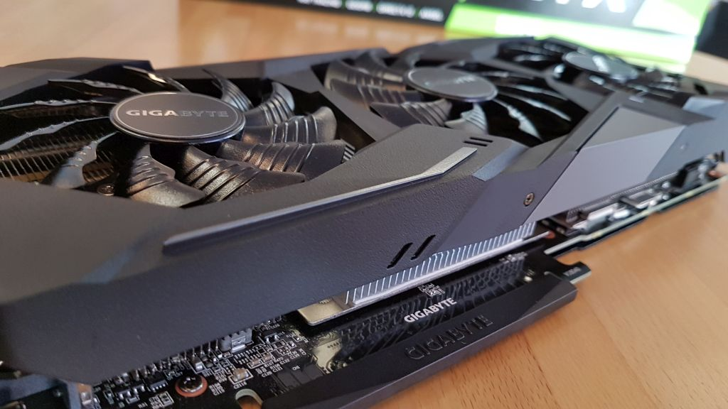 GIGABYTE GeForce RTX 2070 Gaming OC 8GB GDDR6