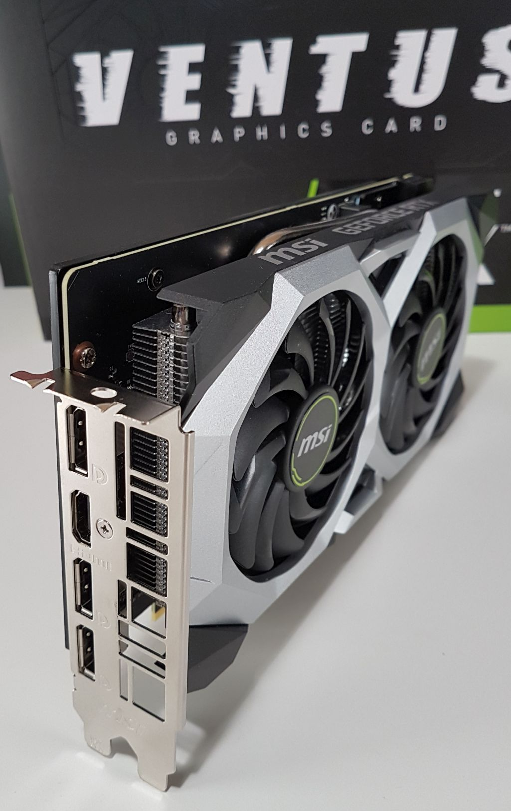 MSI GeForce RTX 2070 Ventus 8GB GDDR6 Review (Turing TU106