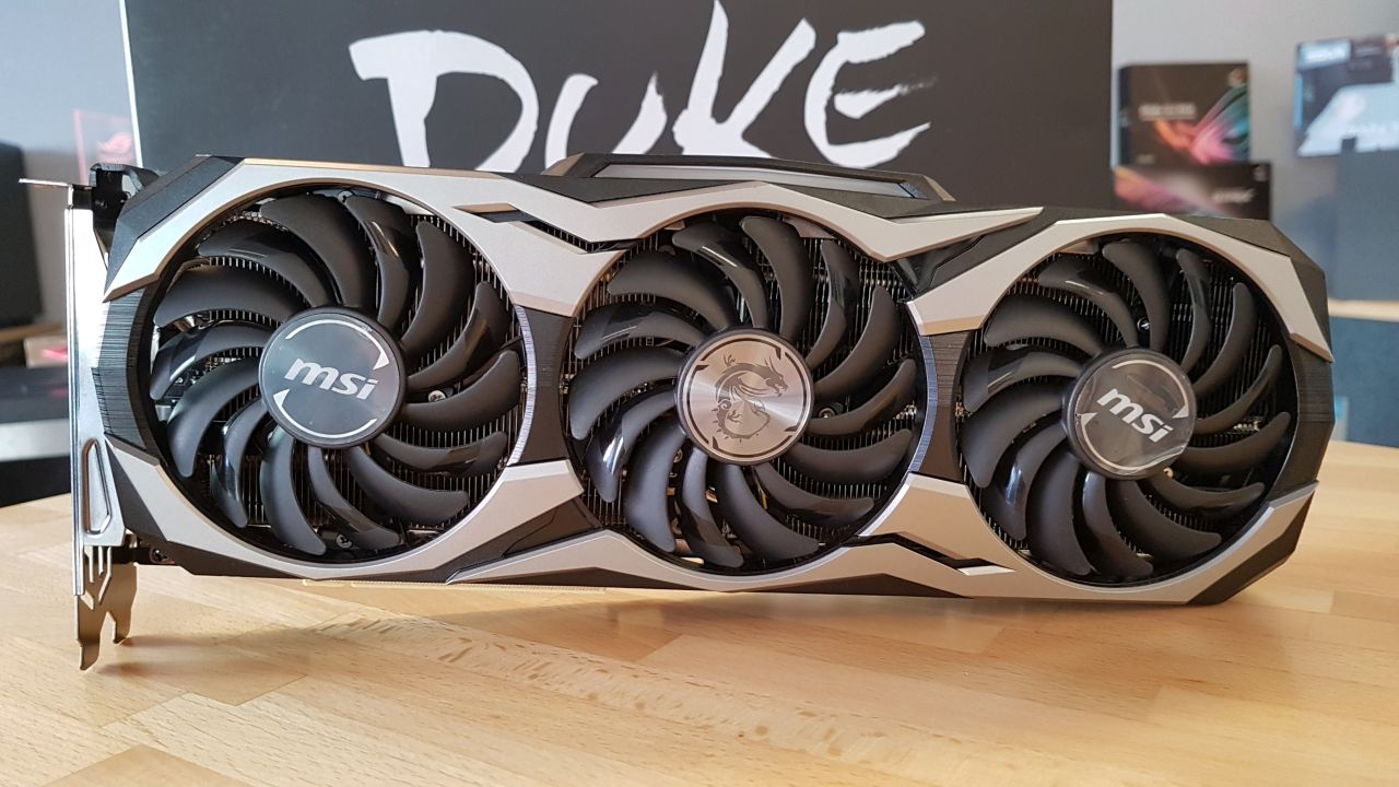 MSI GeForce RTX 2080 Ti Duke 11GB
