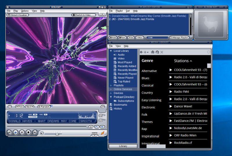 Winamp 5.8