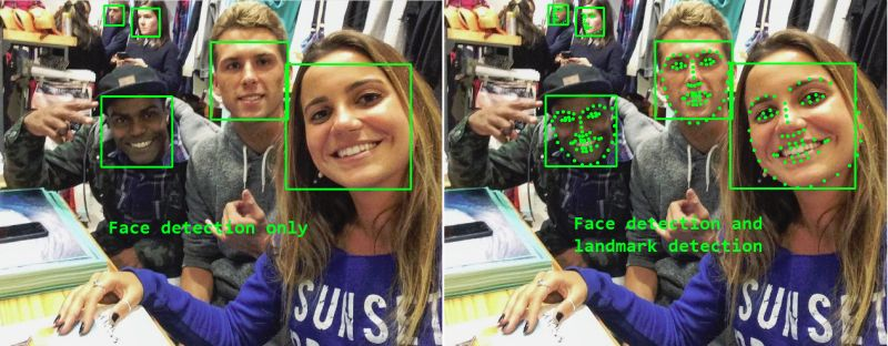 libfacedetection demo