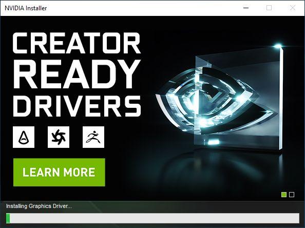 NVIDIA Creator Ready Drivers 419 67 WHQL released