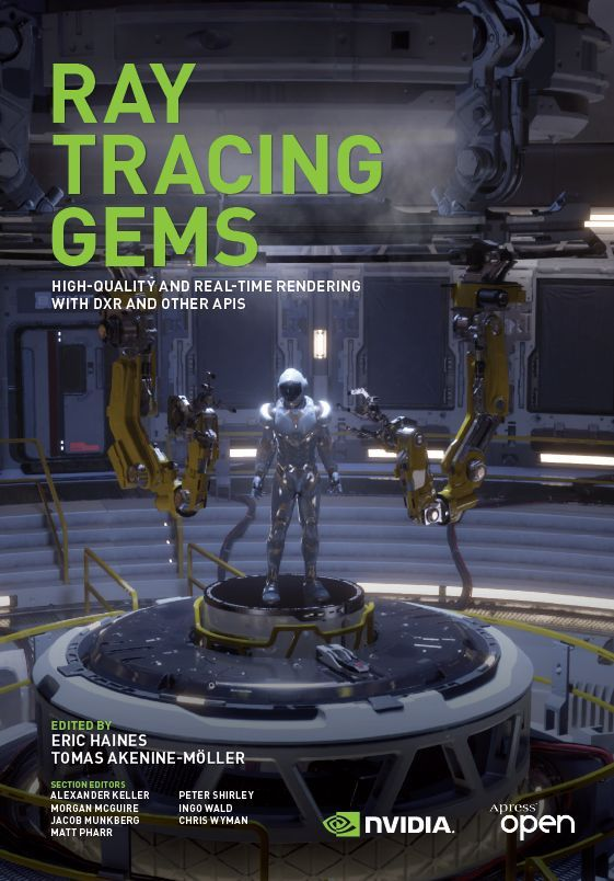 NVIDIA Ray Tracing Gems Book
