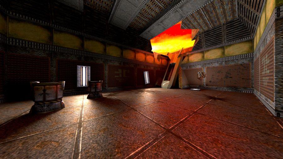 Q2VKPT - Quake2 Vulkan Path Tracer