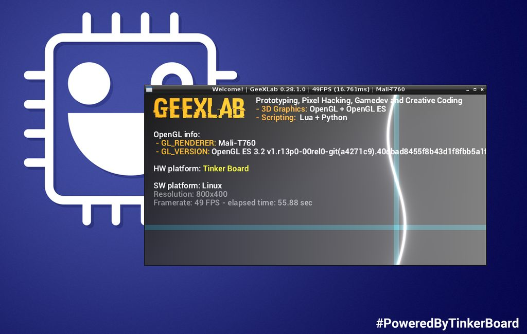 GeeXLab 0 28 1 Released for Windows, Linux, macOS, Raspberry Pi and