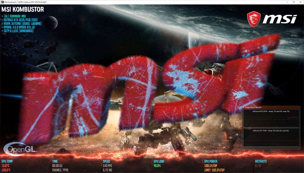 Resultado de imagen para MSI Kombustor 4