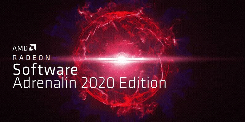 AMD Adrenalin 2020 Edition 19.12.2