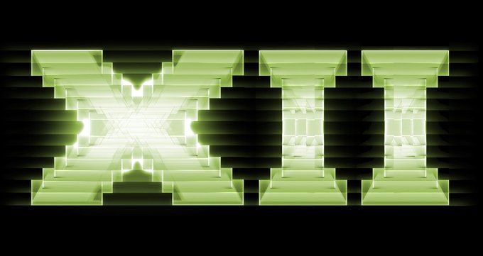 DX12 - DirectX 12 logo