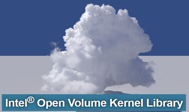 Intel Open Volume Kernel Library