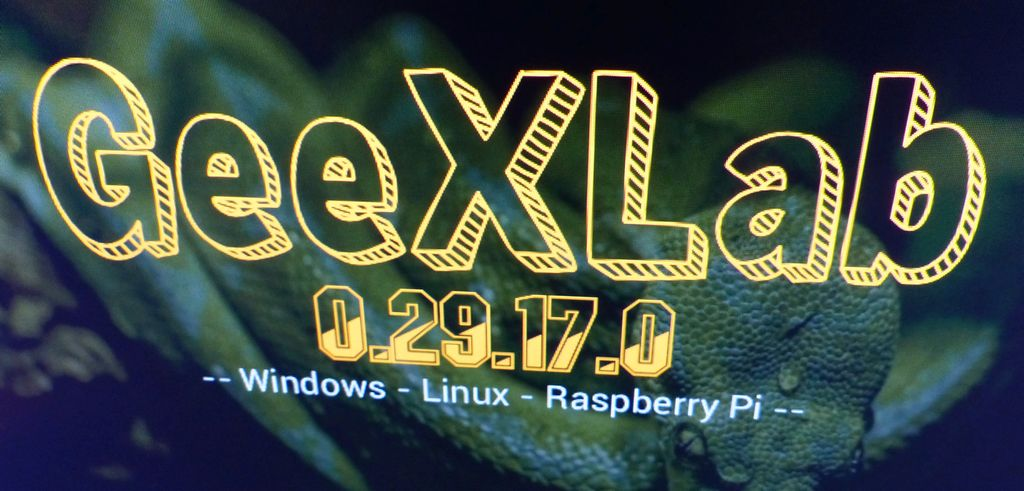 GeeXLab: 3D programming and prototyping for Windows, Linux, macOS, RaspberryPi