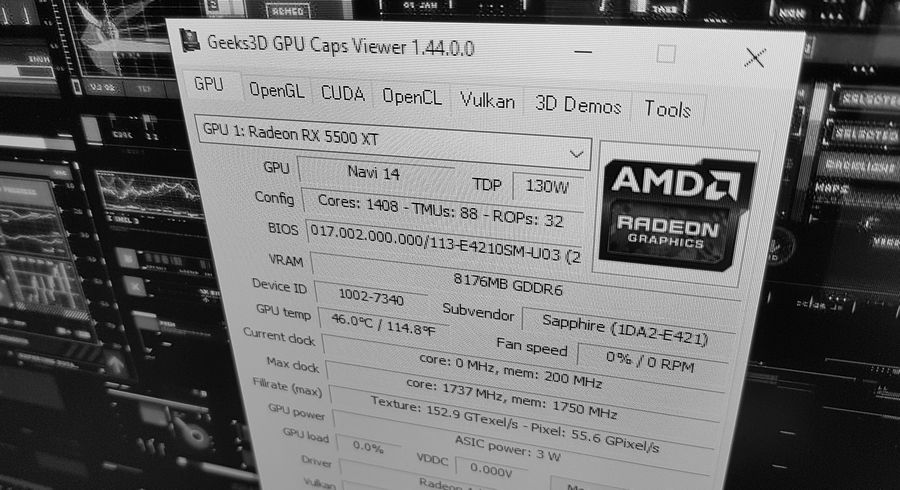 GPU Caps Viewer 1.44.0