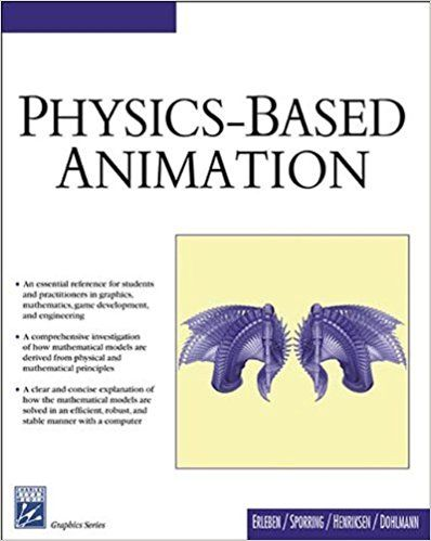 Physics-Based Animation - free book