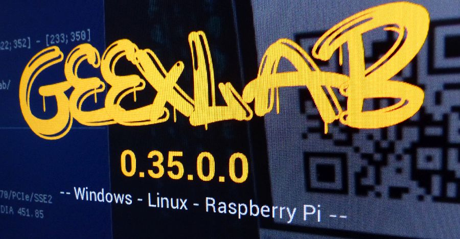 GeeXLab released for Windows, Linux and Raspberry Pi