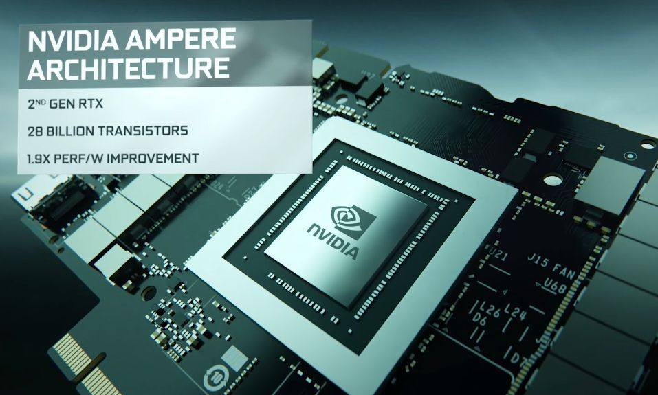 NVIDIA GeForce RTX 30 Series - Ampere GPU