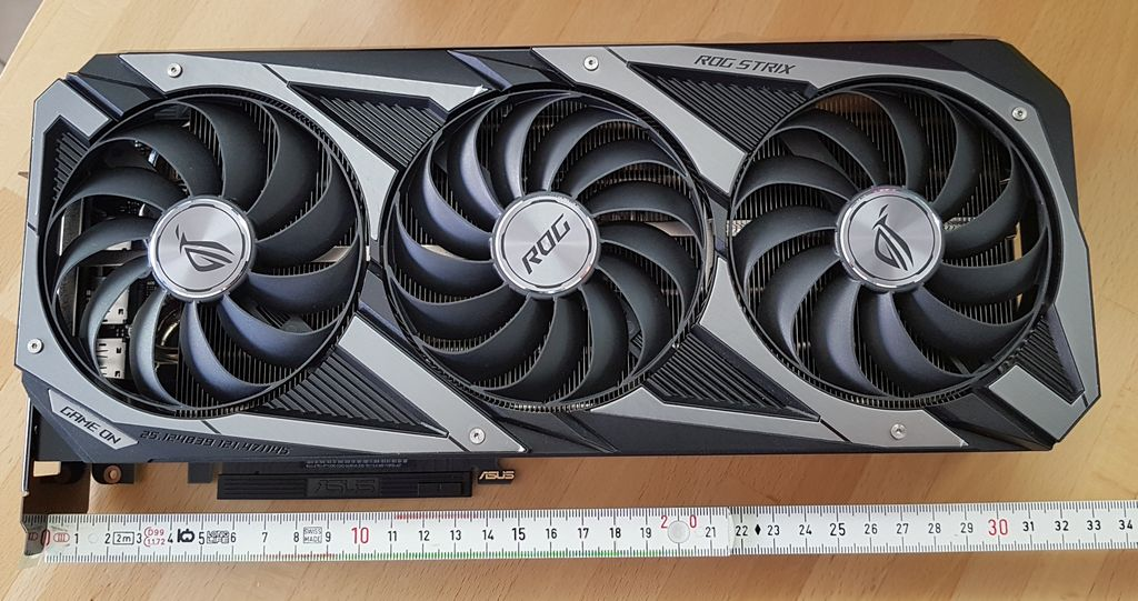 ASUS ROG Strix GeForce RTX 3090 OC 24GB